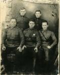 Н. Апаликов и его фронтовые товарищи