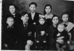 1956 г. Семья Хомлевых